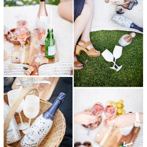 Client Work - Brown Brothers. Prosecco Picnic.