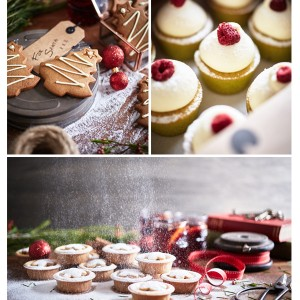 Client Work - Little Bertha. Christmas shoot with Ewen Bell.