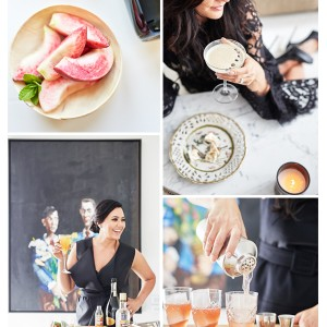 Client Work - Lydia Schiavello. Cocktail shoot for lydiaschiavello.com