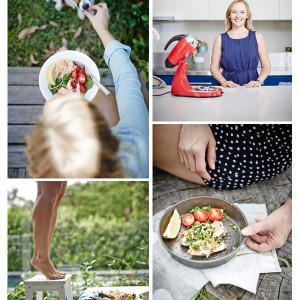 Client Work - Martyna Agnell - The Wholesome Cook. Behind the scenes shot for The Wholesome Cook, cookbook.