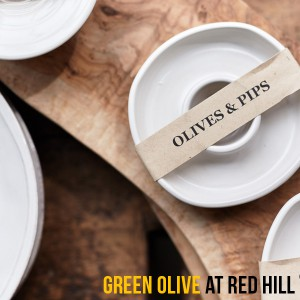 October 2016 - Green Olive at Red Hill
