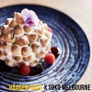 May 2016 - Häagen-Dazs x Toko Melbourne