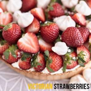 August 2016 - Victorian Strawberries