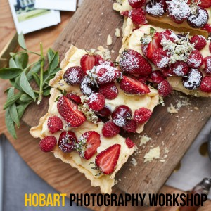 November 2017 - Hobart Food Photography & Food Styling Workshop