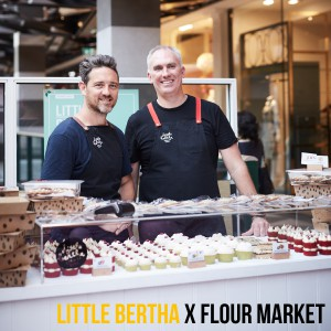 December 2017 - Little Bertha x Flour Market