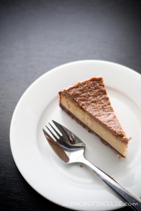 Chocolate Peanut Butter Cheesecake 04