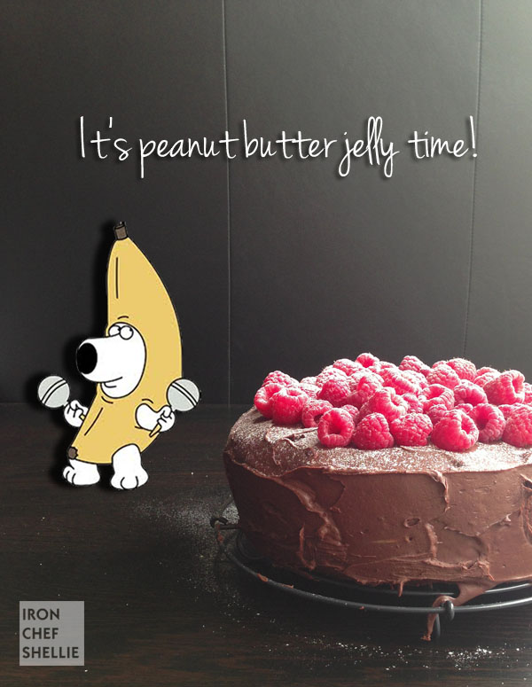 Peanut Butter Jelly Time