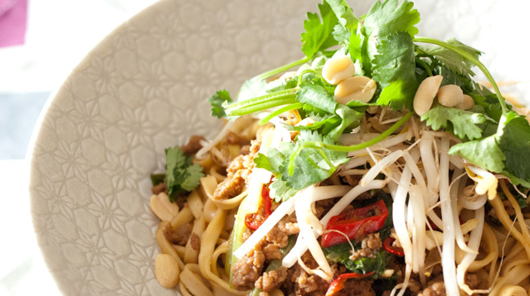 Balinese Noodles - Feature Image