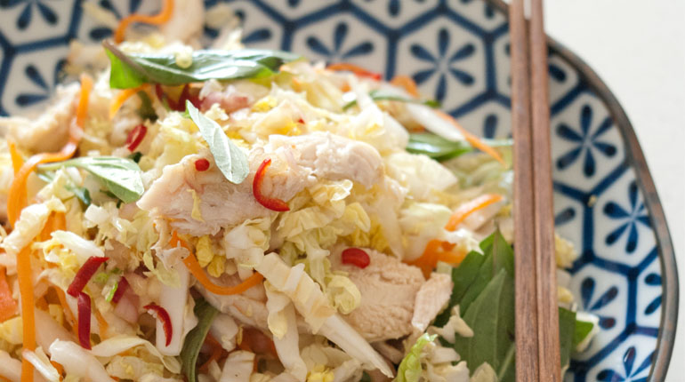 Vietnamese Chicken Salad_FEATURE IMAGE
