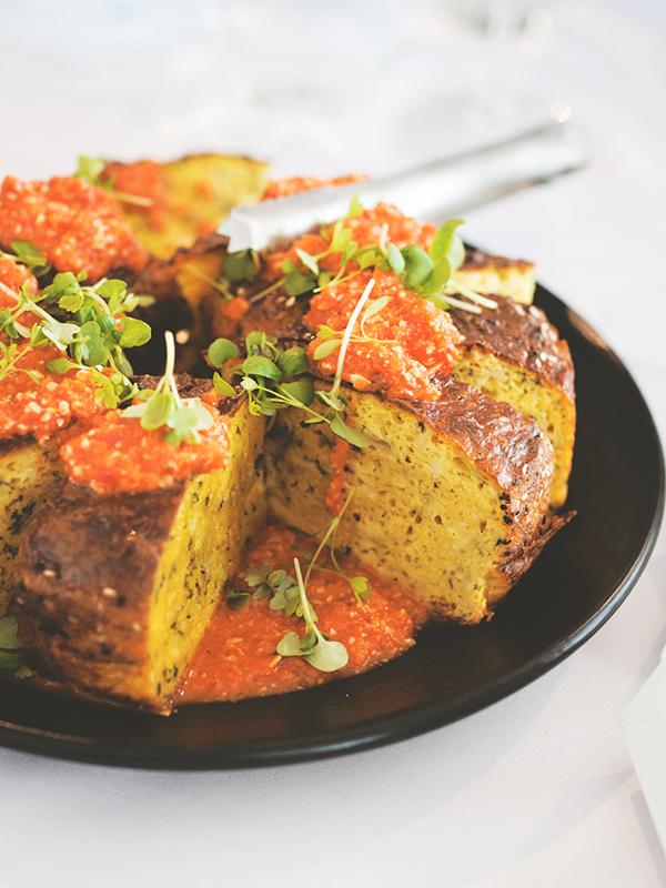 Yotam Ottolenghi - Cauliflower Cake