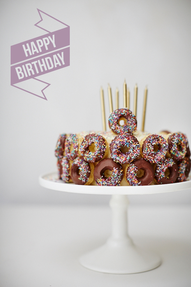 Donut-Cake_Happy-Birthday