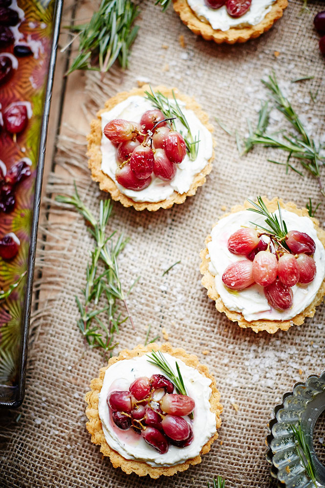 Grape Tarts