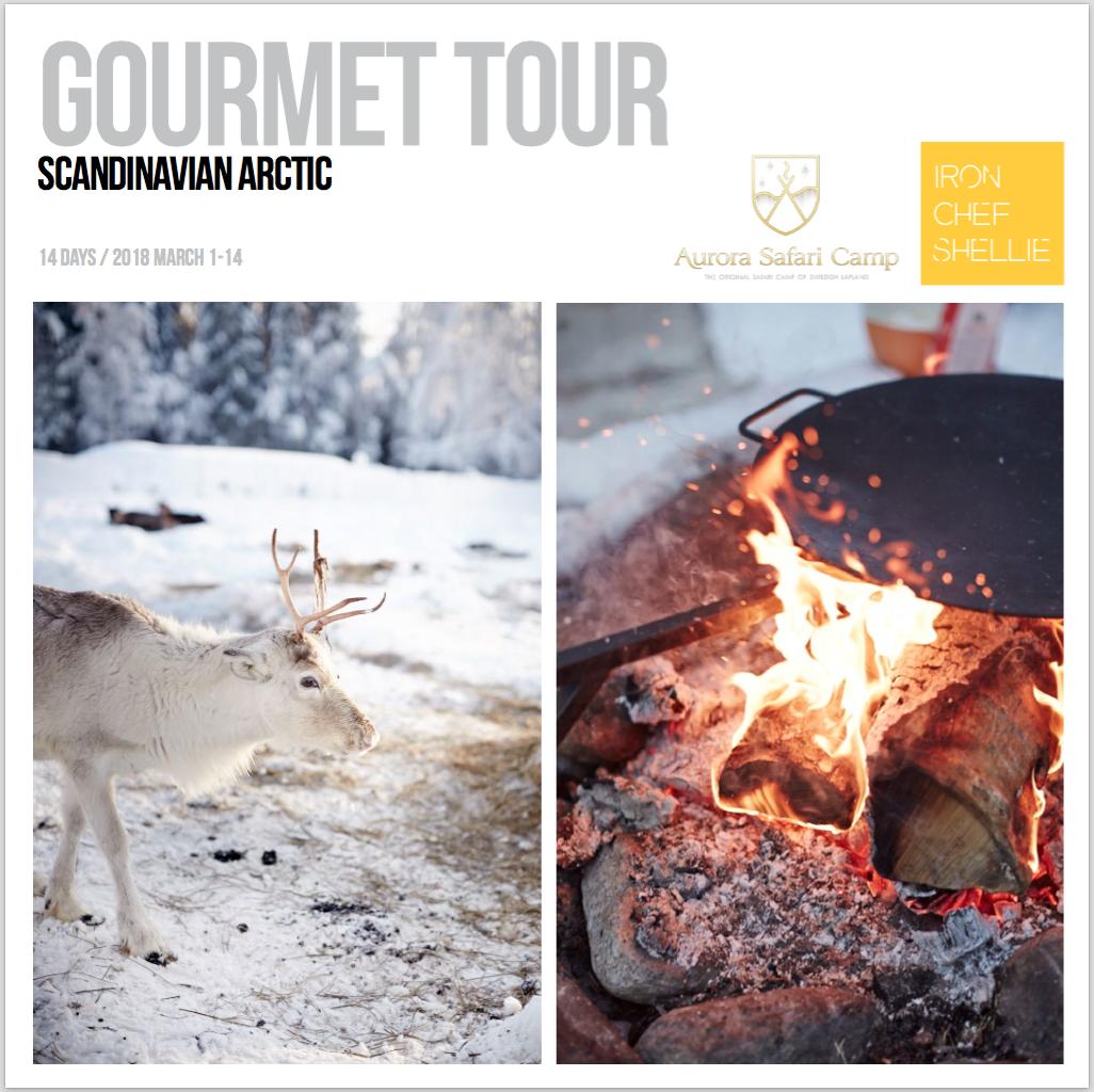 Gourmet Arctic Scandinavia