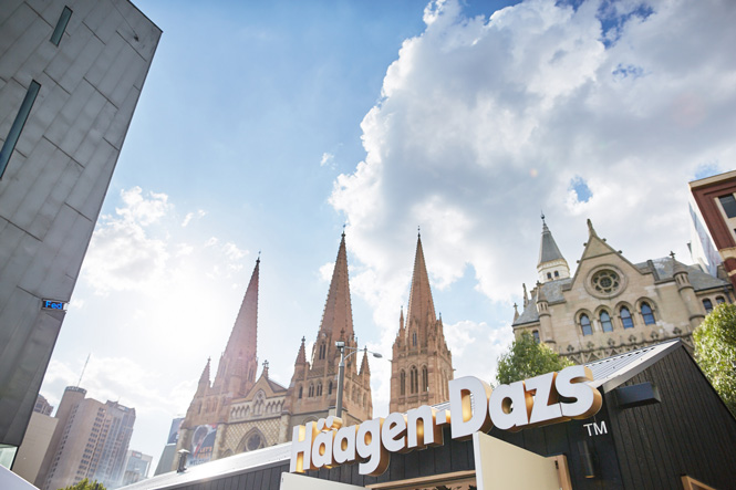 Haagen-Dazs-House-Melbourne---sign
