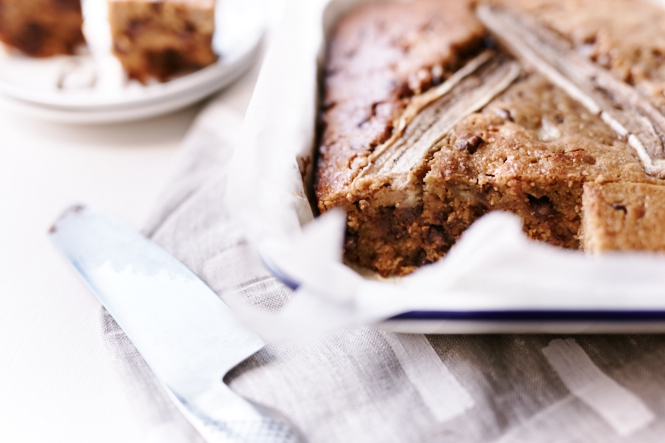 Chocolate Banana Cake