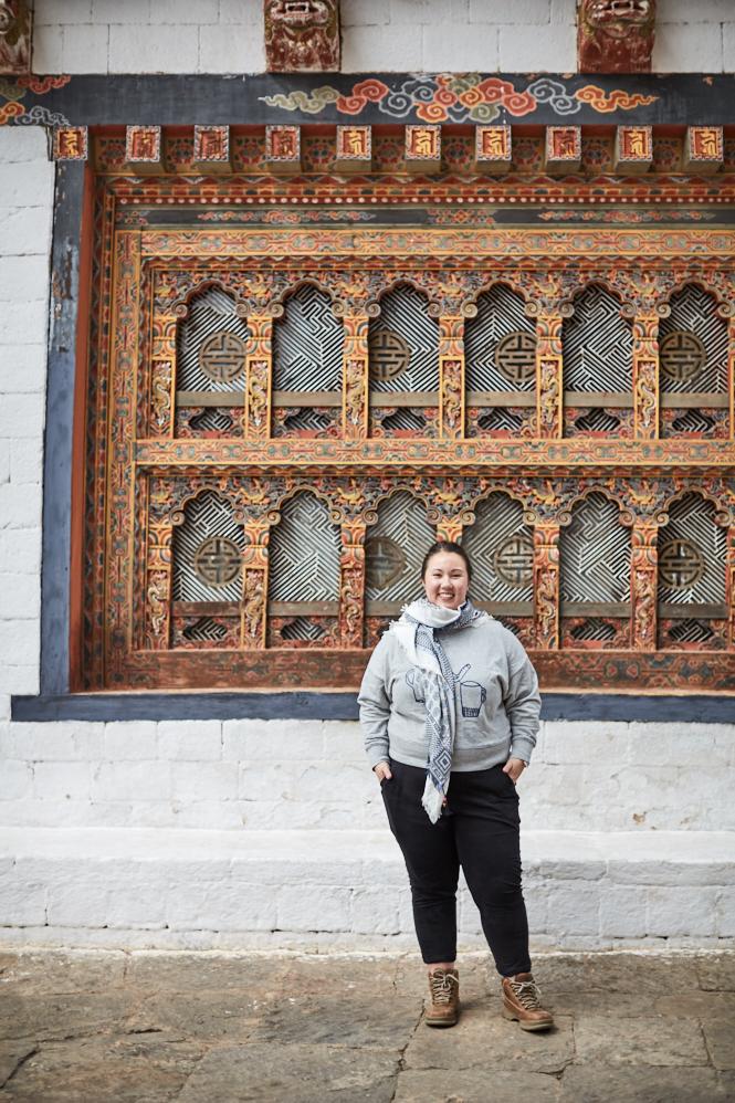 Bhutan - Punakha Dzong BHUT5785