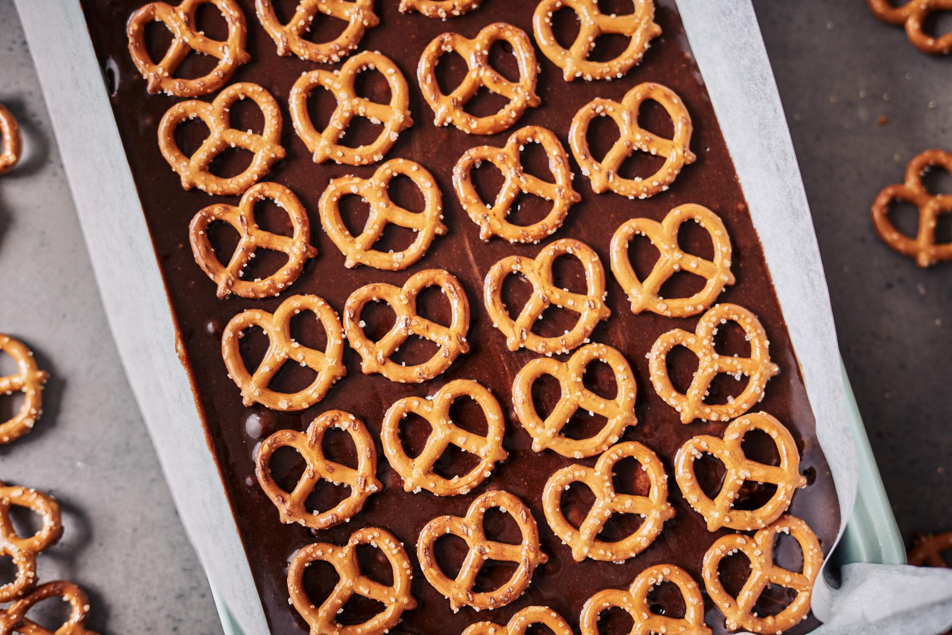 Pretzel Brownies - 153315