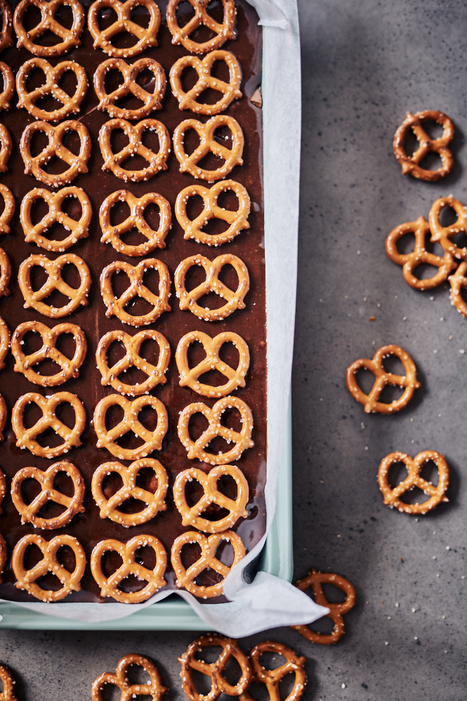 Pretzel Brownies - 153323