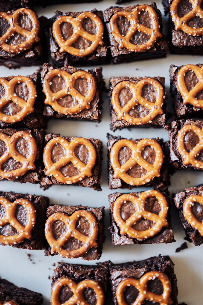 Pretzel Brownies - 153376