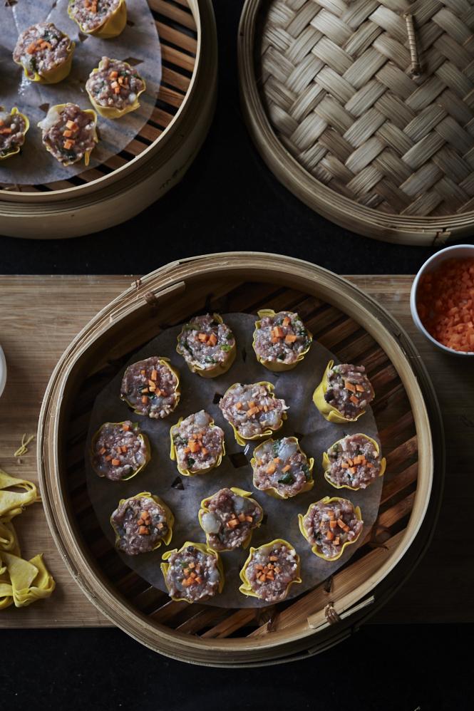 Siu Mai Dumplings